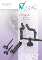 McCULLOCH Spinal Rectractor