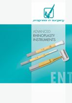 Advanced Rhinoplasty Instruments