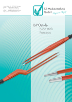 BiPOstyle Nonstick Forceps