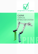 CASPAR CERVICAL Retractor System