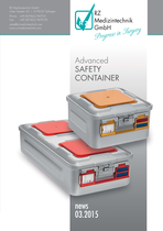 Advanced Safety Container
