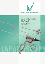 Detachable Bipolar Forceps