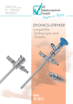 DYONICS+STRYKER compatible Endoscopes and Sheaths