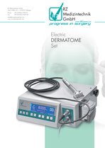 Electric DERMATOME Set