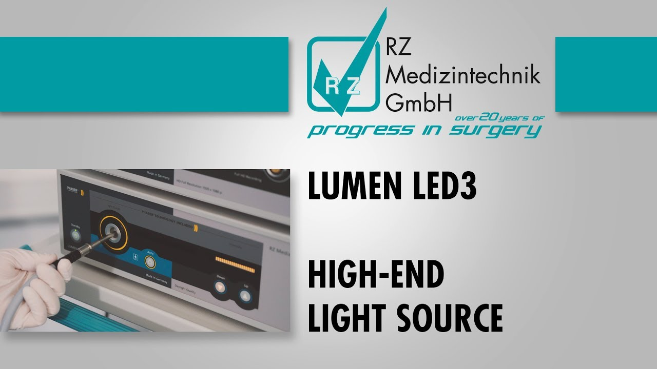 LED3 High End Light Source