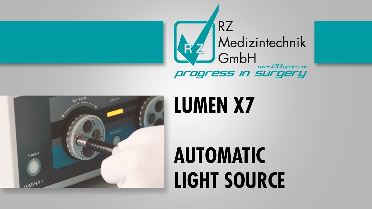 LUMEN X7 Light Source