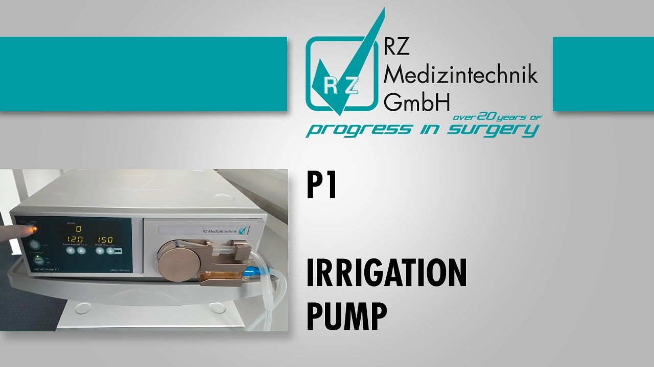 Basic Irrigation Pump P1