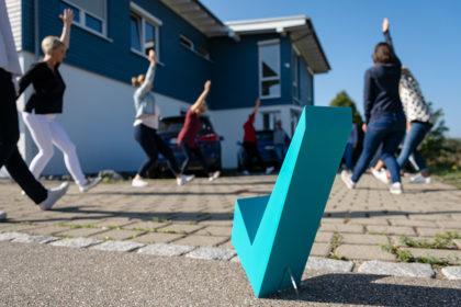 Move it! RZ introduces an active break