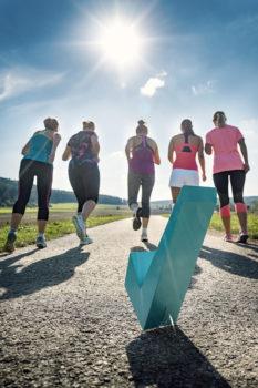 Train and fun – unser sportliches RZ Team