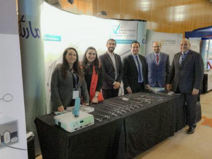 RZ Medizintechnik auf der EUA in Kairo