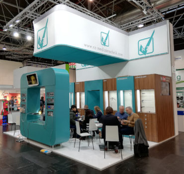 RZ celebrates a very successful MEDICA 2019