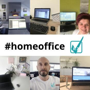 Das Leben im Homeoffice bei RZ